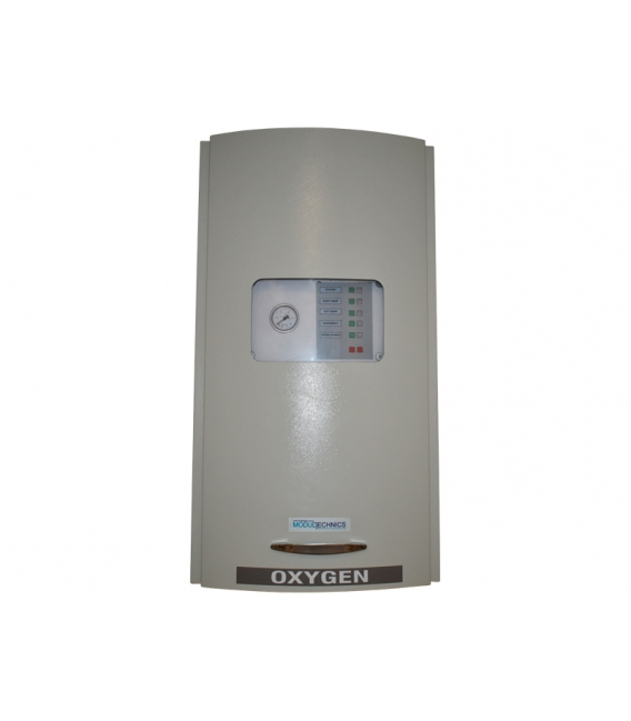 Medikal Oksijen Santralı 2x30+1x30 Tüplük 185 m³/h