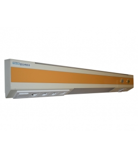 Hasta Yatak Başı Ünitesi ST 1 Kişilik 150 cm. 3 Gazlı DIN Norm