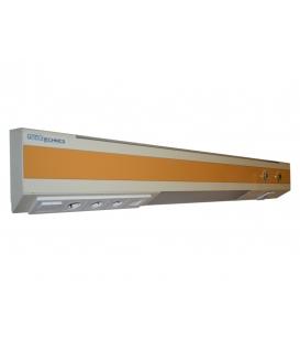 Hasta Yatak Başı Ünitesi ST 2 Kişilik 300 cm. 3 Gazlı DIN Norm