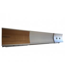 Hasta Yatak Başı Ünitesi AK 1 Kişilik 150 cm. 3 Gazlı DIN Norm
