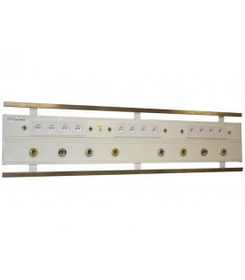 Yoğun Bakım Ünitesi Yatay Tip 150 cm. 8 Gaz Prizi DIN Norm